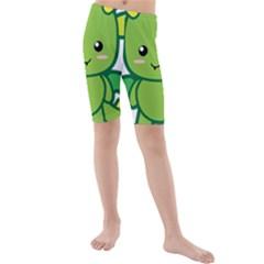 Kawaii Dragon Kid s swimwear