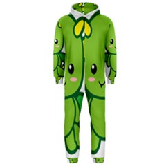 Kawaii Dragon Hooded Jumpsuit (Men)