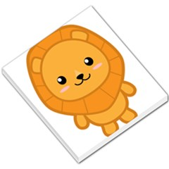 Kawaii Lion Small Memo Pads