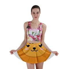 Kawaii Lion Mini Skirts