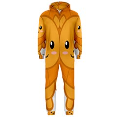 Kawaii Lion Hooded Jumpsuit (Men)