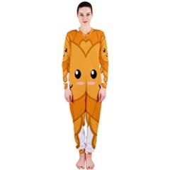 Kawaii Lion OnePiece Jumpsuit (Ladies)
