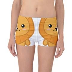 Kawaii Lion Boyleg Bikini Bottoms