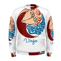 Virgo Star Sign Men s Sweatshirts