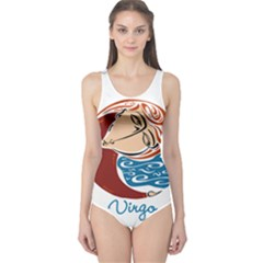 Virgo Star Sign Women s One Piece Swimsuits