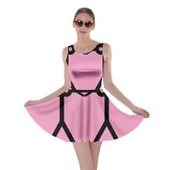 Love Women Icon Skater Dresses