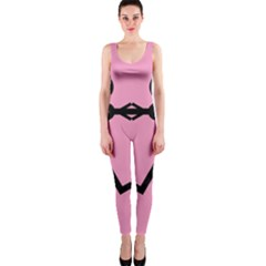 Love Women Icon OnePiece Catsuits