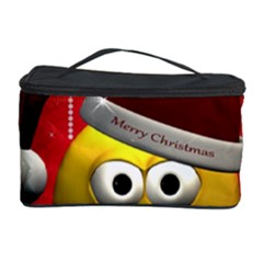 Funny Christmas Smiley Cosmetic Storage Cases