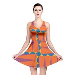 Angles Reversible Skater Dress