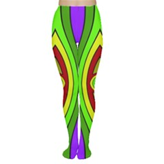 Colorful symmetric shapes Tights