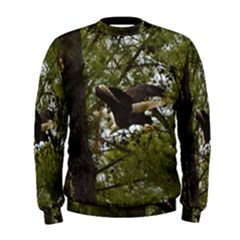 Bald Eagle Men s Sweatshirts