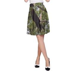 Bald Eagle 2 A-Line Skirts