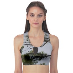 Bald Eagle 4 Sports Bra
