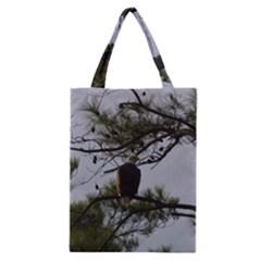 Bald Eagle 4 Classic Tote Bags