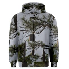 Bald Eagle 4 Men s Zipper Hoodies
