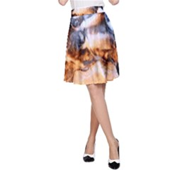 Sea Shell Spiral A-Line Skirts