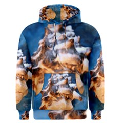 Sea Shell Spiral Men s Pullover Hoodies