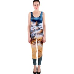 Sea Shell Spiral OnePiece Catsuits
