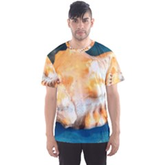 Sea Shell Spiral 2 Men s Sport Mesh Tees