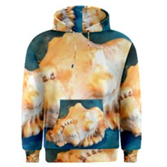 Sea Shell Spiral 2 Men s Pullover Hoodies