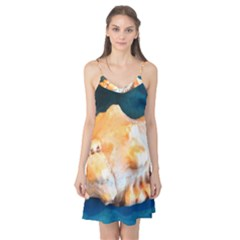 Sea Shell Spiral 2 Camis Nightgown