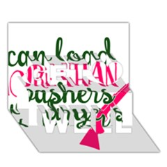 I Can Load More Than Washers And Dryers Get Well 3D Greeting Card (7x5)