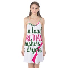 I Can Load More Than Washers And Dryers Camis Nightgown