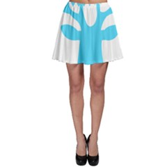 Party Deer With Bunting Skater Skirts