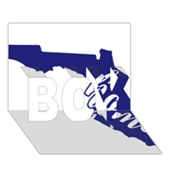 Florida Home  BOY 3D Greeting Card (7x5)