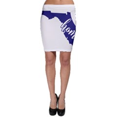 Florida Home  Bodycon Skirts