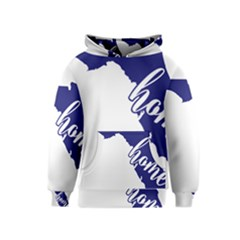 Florida Home  Kid s Pullover Hoodies
