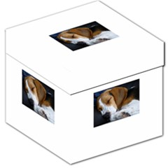 Beagle Sleeping Storage Stool 12