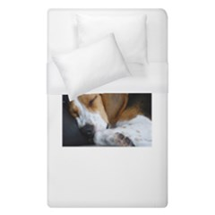 Beagle Sleeping Duvet Cover Single Side (Single Size)