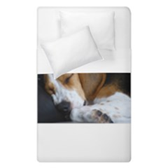 Beagle Sleeping Duvet Cover (Single Size)