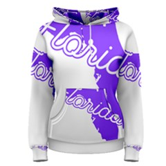 FLorida Home State Pride Women s Pullover Hoodies