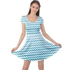 Perfectchevron Cap Sleeve Dresses
