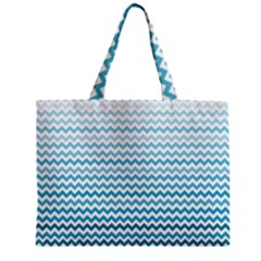 Perfectchevron Zipper Tiny Tote Bags