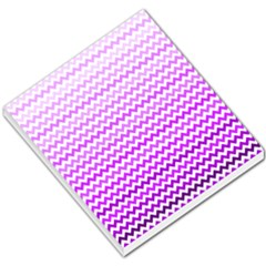 Purple Gradient Chevron Small Memo Pads