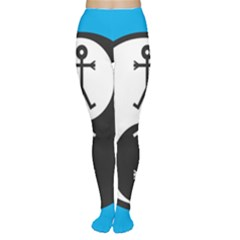 Yin And Yang Icon  Women s Tights