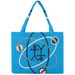 Life Icon  Tiny Tote Bags