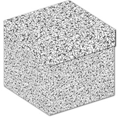 Crowd Icon Random Storage Stool 12