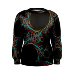 Dream In Fract Women s Sweatshirts