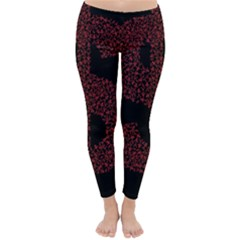 Dollar People Icon Winter Leggings
