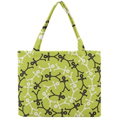 Spiral Icon Tiny Tote Bags