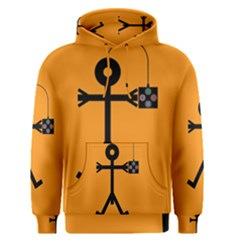 Video Gaming Icon Men s Pullover Hoodies