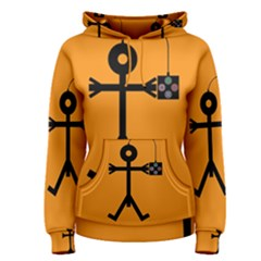 Video Gaming Icon Women s Pullover Hoodies