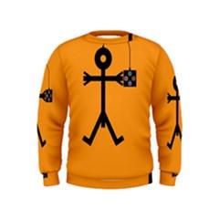 Video Gaming Icon Boys  Sweatshirts