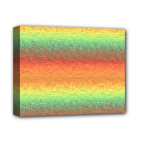 Gradient chaos Deluxe Canvas 14  x 11  (Stretched)