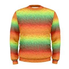Gradient chaos  Men s Sweatshirt