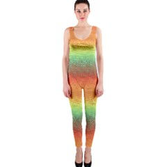 Gradient chaos OnePiece Catsuit